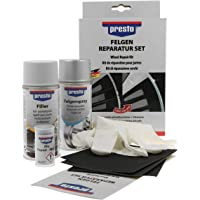 Presto 521171 Felgen-Reparatur-Set, Silber