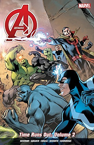 Avengers: Time Runs Out Vol. 2 by Jonathan Hickman (25-Feb-2015) Paperback