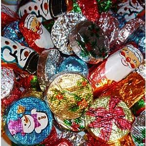 Milk Chocolate Christmas Mix 150g