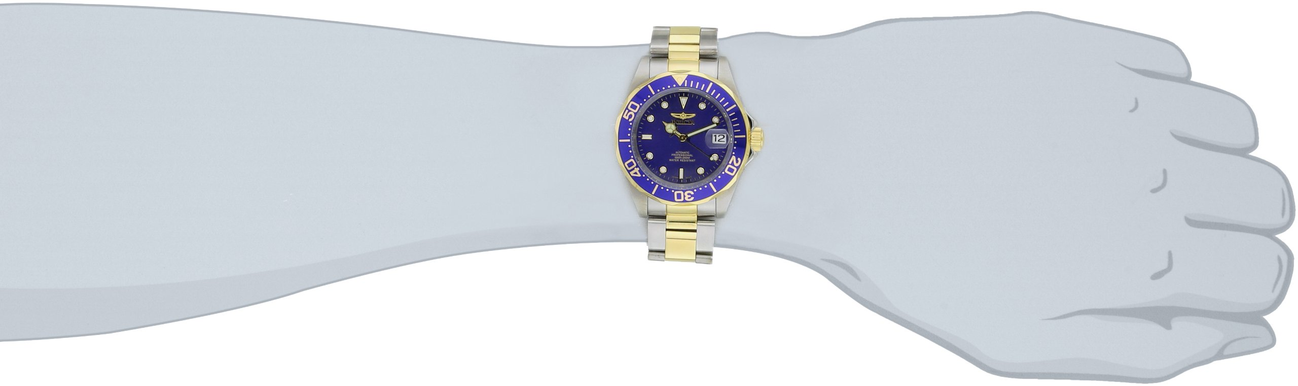 Invicta Pro-Diver Analog Blue Dial Men's Watch-8928