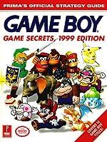 Game Boy Game Secrets - 1999 de Steve Faragher