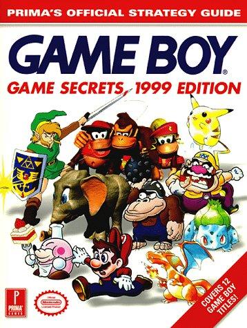 Game Boy Game Secrets