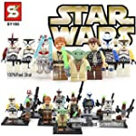 Star Wars Compatible Constructor Set...