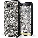 LG G5 Cover,Lizimandu Creative 3D Schema UltraSlim TPU Copertura Della Cassa Del Custodia Case ...