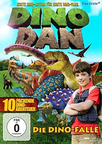 Vol. 2: Die Dino-Falle