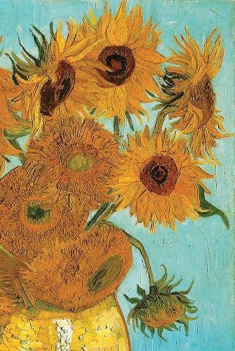 Van Gogh's Sunflowers Notebook (Notebooks)