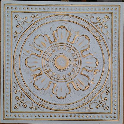 pl17-sintetica-lata-3d-techo-azulejos-oro-blanco-repujado-cafe-pub-shop-arte-decoracion-de-pared-pan