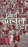 vignette de '4 3 2 1 (Paul Auster)'