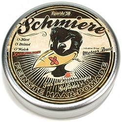 Schmiere Pomade Rock Hard 140ml by Rumble59