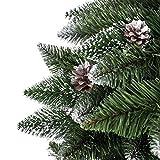 künstlicher Weihnachtsbaum von FairyTrees, 180cm - 2
