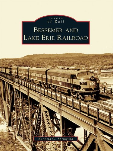 bessemer-and-lake-erie-railroad-images-of-rail-english-edition