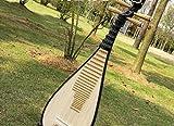 Brand Neue Pipa Instrument Chinesischen Laute Gitarre Reisegröße B/Zubehör