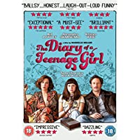Diary of a Teenage Girl [DVD] [2015] UK-Import, Sprache-Englisch.