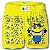 Gabi Men's Yellow Boxer Shorts (Medium)