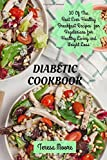 Diabetic Cookbook: 50 Of The Best Ever Healthy Breakfast Recipes for Vegetarians for Healthy Living and Weight Loss (Healthy Food)