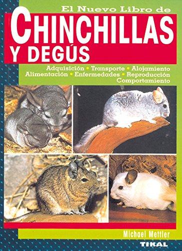 Chinchillas Y Degus, Nuevo Libro (Teamboys spin out) por Michael Mettler
