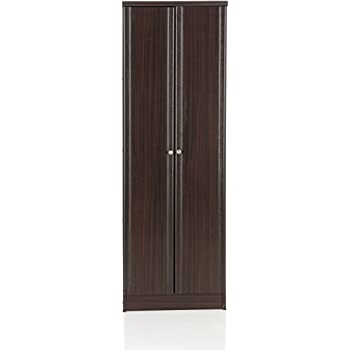 Royaloak Magico Double-Door Bookshelf (Chocolate)