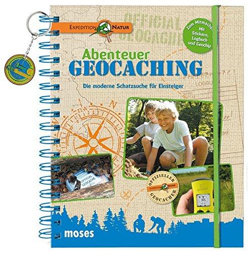 Preisvergleich Produktbild Abenteuer Geocaching: Die moderne Schatzsuche für Einsteiger (Expedition Natur)