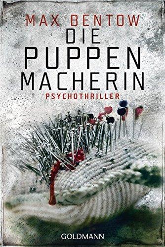 Buchseite und Rezensionen zu 'Die Puppenmacherin' von Max Bentow
