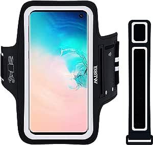 /Arancione Wave concept Fascia da Braccio Smartphone Brassard Multi-Rangement Neoprene Impermeabile/ /Taglia XXL/