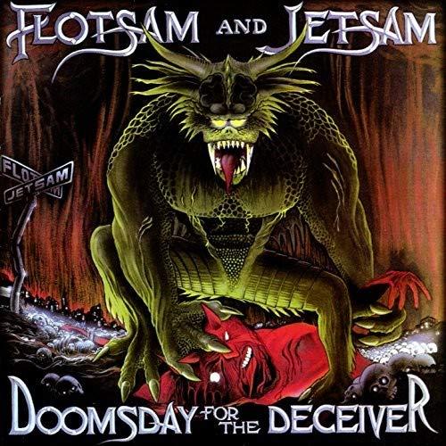 Flotsam and Jetsam: Doomsday for the Deceiver [Vinyl LP] (Vinyl)