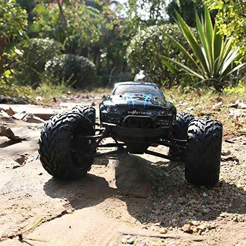 HHtoy 1:12 Maßstab RC Auto High Speed   Geländewagen 25 km/h 4WD 2,4 GHz Elektro-Rennwagen Fernbedienung Buggy Fahrzeug LKW Crawler Dirt Bike Spielzeugauto for Erwachsene und Kinder