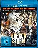Der Horror Sturm [3D Blu-ray]