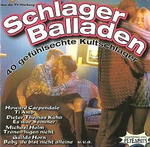 various - Schlager Balladen - 40 gefühlsechte Kultschlager - CD 1