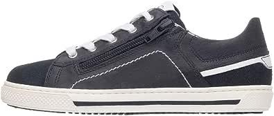 Nero Giardini P933550M Sneakers Teens da Ragazzo in Pelle E Camoscio