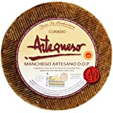 Queso Oveja Curado 'DO Manchego' (900 g) - Artequeso