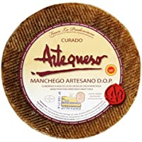 Queso Oveja Curado 'DO Manchego' (3 kg) - Artequeso