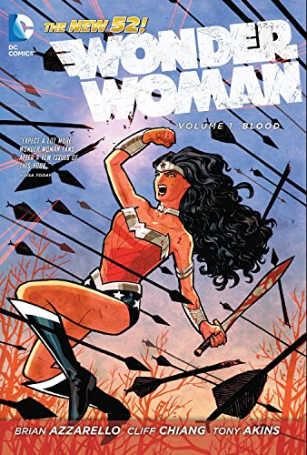 Wonder Woman Vol. 1: Blood (The New 52) par Brian Azzarello
