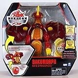 Bakugan - Gundalian Invaders - Bakumorph Neo Dragonoid - 16cm