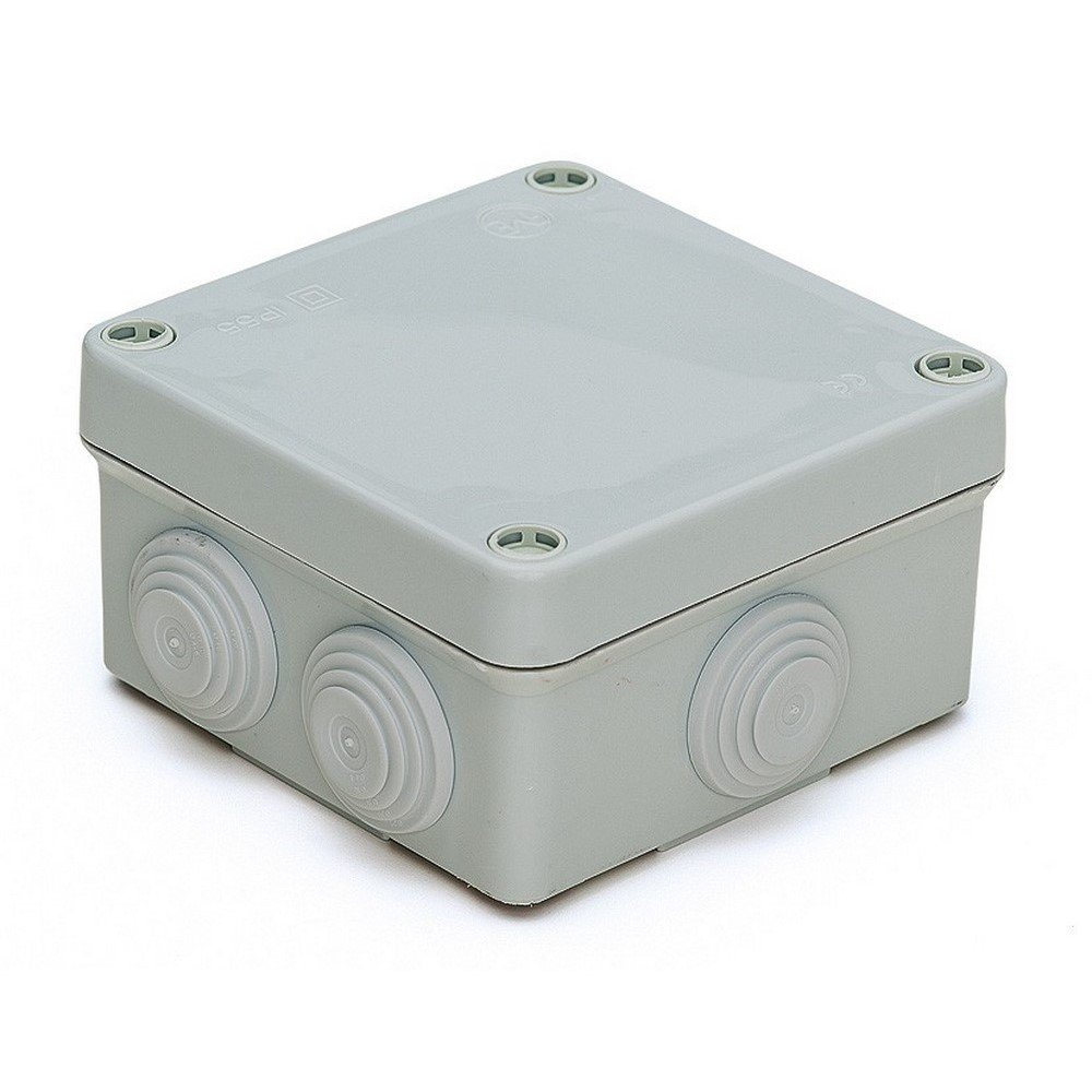 Famatel M111743 – Caja estanca ip55 100 x 100 x 55