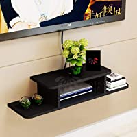 ANTICO WOODENIA® Sterling Set top Box Stand  Wall Shelf  Wall Mount  Wall Bracket  Wall Rack  Wall Mounted Stand  Wall…