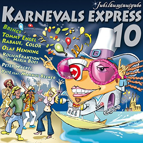 Karnevalsexpress 10 (Goes Mall...
