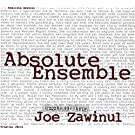 Absolute Zawinul by Sunny Side Records (2010-03-23)