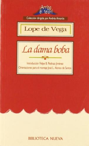 La dama boba Cover Image