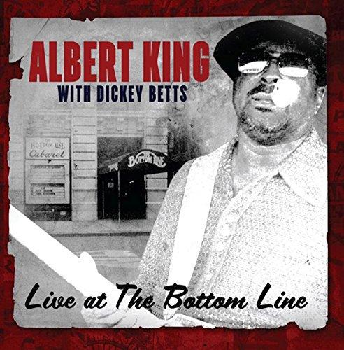 Live at the Bottom Line Albert King-box