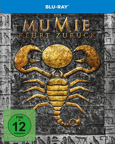Die Mumie kehrt zurück: Steelbook