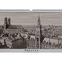 München, alte Postkarten neu interpretiert. (Wandkalender 2018 DIN A4 quer) Dieser erfolgreiche Kalender wurde dieses Jahr mit gleichen Bildern und ... vor den Kriegen (Monatskalender, 14 Seiten )