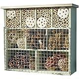Wildlife World ih9rg 9Raum Insektenhotel–Grün