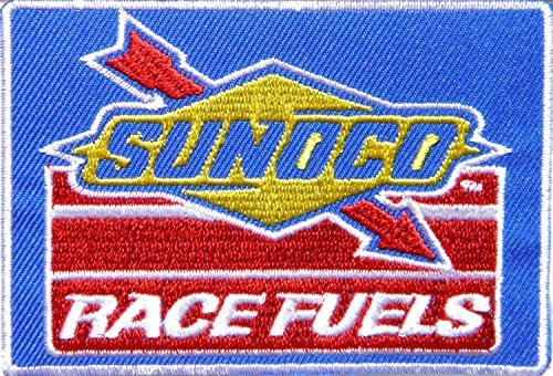 sunoco-race-fuels-motor-oil-car-motorcycles-racing-biker-logo-jacket-patches-sew-iron-on-embroidered