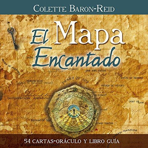 El Mapa Encantado por Colette Baron--Reid