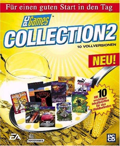 Preisvergleich Produktbild PC Games Collection Vol. 2