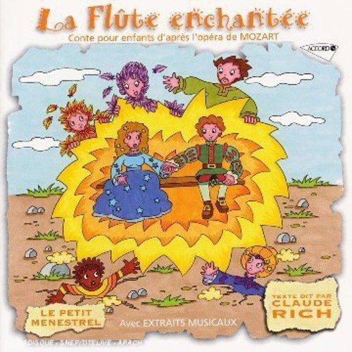 La Flûte enchantée racontée aux enfants