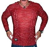 Redbridge by Cipo&Baxx Pullover Sweatshirt Hoodie Kapuze