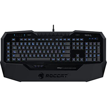 Roccat Isku Gaming Keyboard (Black)