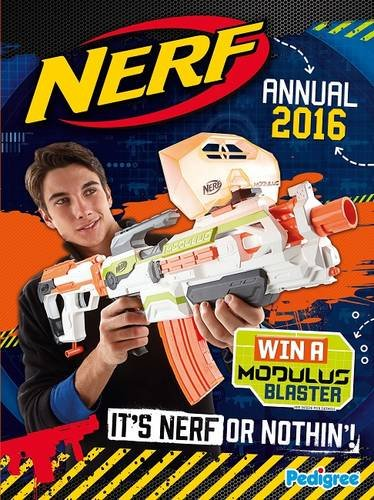 Nerf Annual 2016 (Annuals 2016)