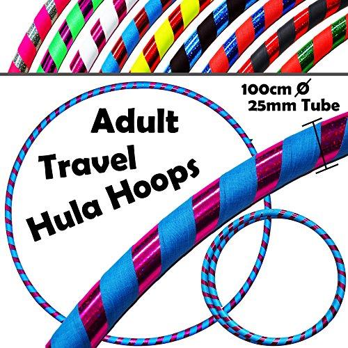 pro-hula-hoop-reifen-fur-anfanger-und-profis-10-farben-ultra-grip-glitter-deco-faltbarer-travel-hula